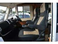 2015 DETHLEFFS MAGIC EDITION IEB MOTORHOME 1 FORMER KEEPER FULL SERVICE AND HABI
