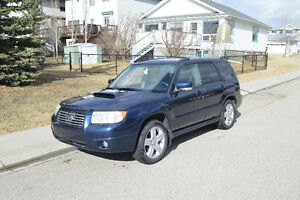 2006 Subaru Forester XT limited Wagon