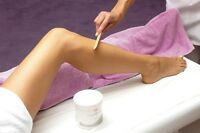 WAXING HAIR REMOVAL- LEGS $25.00