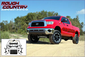 Ens. de suspension 6'' Rough Country Toyota Tundra 07-15