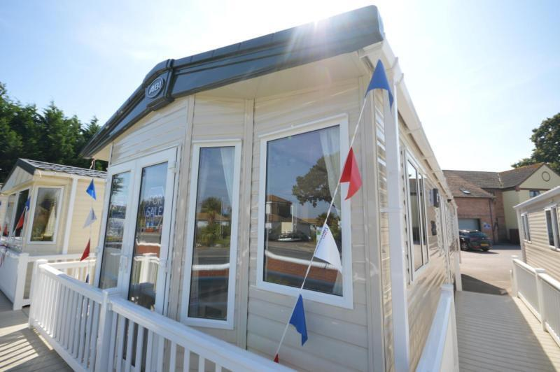 Static Caravan Dawlish Devon 2 Bedrooms 6 Berth ABI Fairlight 2017 Golden Sands