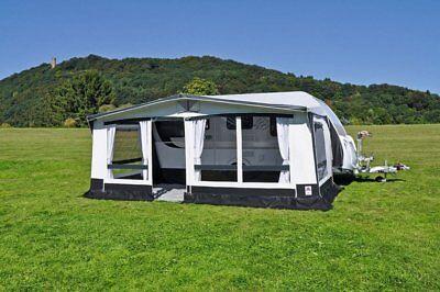 Hahn Vorzelt Medulin 250 Gr. 09 Wohnwagen Zelt Camping…  