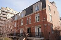 NEWLY RENOVATED!!! 2 bedroom + 1 townhouse near Ryerson and UofT