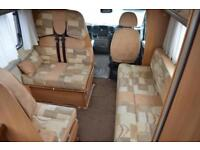 2010 SWIFT VOYAGER 635 EK MOTORHOME 2.3 DIESEL 6 SPEED MANUAL GEARBOX 5 BERTH 6