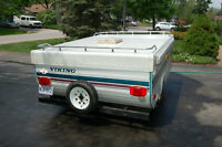 Viking Hard Top Trailer Model 175