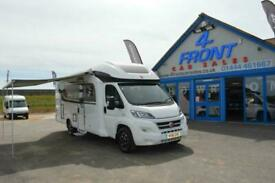 2016 BURSTNER IXEO IT728G MOTORHOME FIAT DUCATO 2.3 DIESEL 6 SPEED MANUAL GEARBO