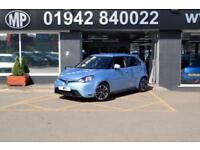 2016 66 MG 3 1.5 3 STYLE LUX VTI-TECH 5D 106 BHP SPORTY HATCH, 9-000M MG SH,