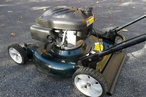 Lawnmower - 2010 YardWorks Powermore 139cc 22in cut