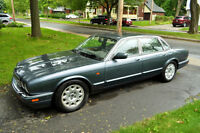 1996 Jaguar XJ6 Cuir Berline