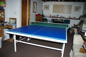 Table tennis like new