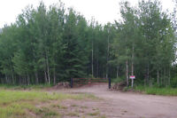 27 acres, 1 hour north of Edmonton for $72,900