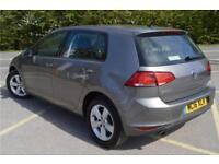 2016 Volkswagen Golf Match Edition 1.6 TDI 110 PS 7-speed DSG 5 Door Diesel grey