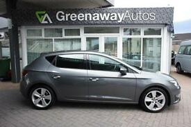 2014 SEAT LEON TDI FR TECHNOLOGY LOVELY EXAMPLE HATCHBACK DIESEL