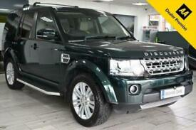 image for 2014 14 LAND ROVER DISCOVERY 3.0 SDV6 HSE 5D 255 BHP DIESEL