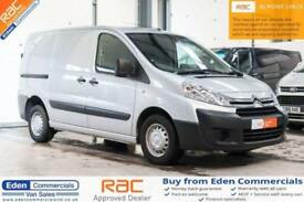 2014 63 CITROEN DISPATCH 1.6 1000 L1H1 ENTERPRISE HDI * METALIC SILVER * DIESEL