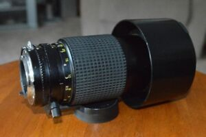 Tokina 80 - 200mm High Speed [2.8] Lens for sale.