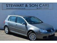 2007 VOLKSWAGEN GOLF VOLKSWAGEN GOLF 1.6 FSI MATCH AUTOMATIC