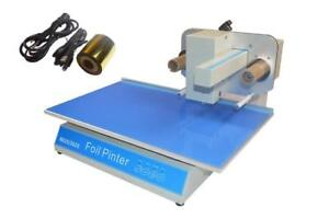 Automatic Foil Stamping Machine # 021037