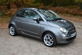 2013 FIAT 500 1.2 Lounge 3dr ONLY 18,000 MILES