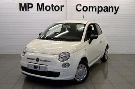 2015/15-FIAT 500 1.2 ( 69BHP ) ( S/S ) POP 3DR ECONOMICAL HATCH, 5-800M FFSH,