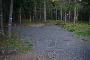 Off grid camp sites available