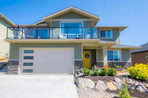 7412 Sun Peaks Drive, Vernon - Executive 5 bed/3 bath home