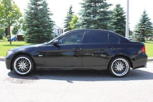 """BMW 328XI 2008, traction intégrale, Mags 18"""""""