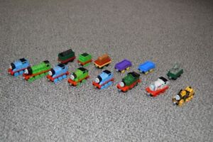 Thomas the Train - Track Sets, Trains and Trailers - Toys