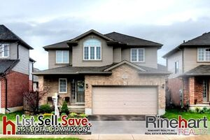 List. Sell. Save. 2.5% Total | 1485 Coronation Dr. $419,900