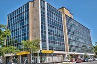 Espace de bureaux à louer de 672 pi²; très bien situé St-Lambert