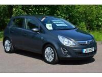 2013 VAUXHALL CORSA 1.2 Energy 5dr LOW MILEAGE