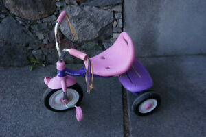 Tricycle (Good Condition and Super Cute!)