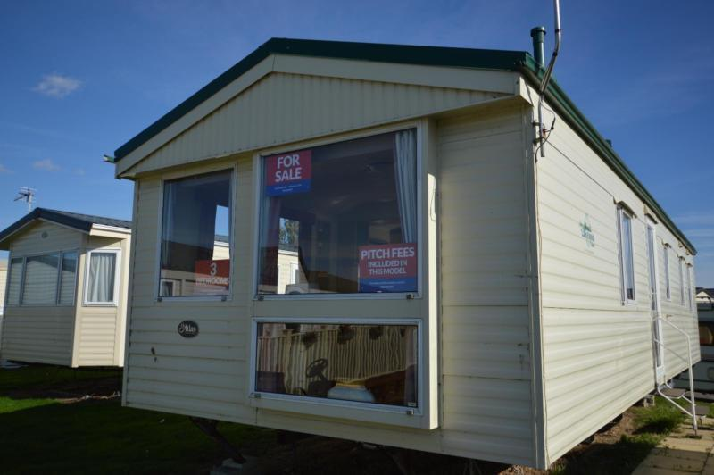 Static Caravan Rye Sussex 3 Bedrooms 8 Berth Atlas Lakeland 2007 Rye Harbour