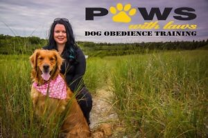 Certified Dog Trainer- Group Class September