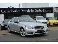 2012 61 MERCEDES-BENZ E CLASS 2.1 E220 CDI BLUEEFFICIENCY EXECUTIVE SE 4D 170 BH