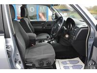 2007 MITSUBISHI SHOGUN GLX EQUIPPE LWB DI-D 3.2 DIESEL AUTOMATIC 5 DOOR 7 SEATS