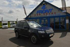 2014 LAND ROVER FREELANDER 2 SD4 METROPOLIS 2.2 DIESEL AUTOMATIC 5 DOOR 4X4 4X4