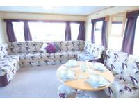 STATIC CARAVAN FOR SALE THORNESS BAY ISLE OF WIGHT