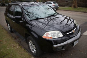 2002 Acura MDX Gold Badge Eidtion SUV, Crossover