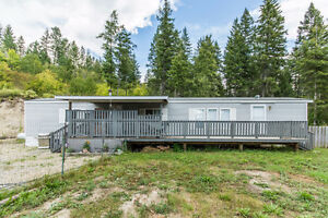 1101 Mabel Lake Road, Enderby- 2.5 Acre Property, Nice Location!