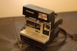 VINTAGE appareil instantannée polaroid