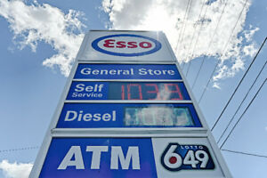 High Volume ESSO station w/C-Store (Business Only)