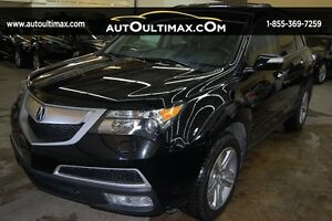 Acura MDX DVD-NAVIGATION-CAMERA RECULE 2012