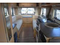 2010 BESSACARR E460 2 BERTH COMPACT MOTORHOME 2.3 130BHP 6 SPEED MANUAL GEARBOX
