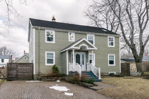 Beautiful South End Home for Rent - Available January 1st