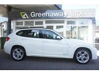 2014 BMW X1 XDRIVE18D M SPORT ESTATE DIESEL
