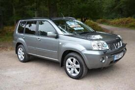 2007 NISSAN X TRAIL 2.2 dCi 136 Aventura 5dr ONE OWNER