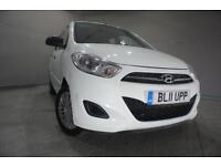 2011 HYUNDAI I10 CLASSIC NICE LOW RUNNING COSTS HATCHBACK PETROL