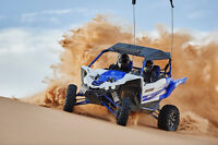 PARTY ! ALL NEW YAMAHA YXZ1000R SPORT Side by Side Launch Party