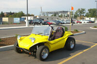 SPRING IS COMING STREET LEGAL DUNE BUGGY
